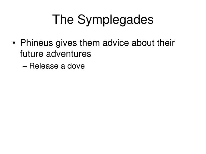 The Symplegades