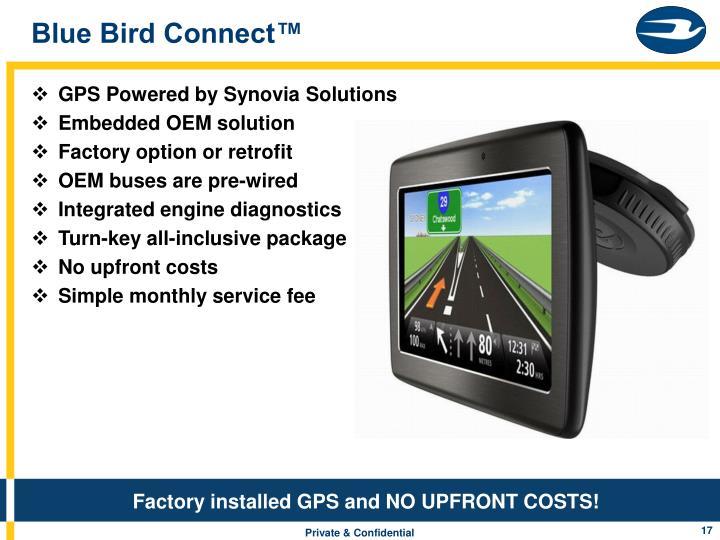 Blue Bird Connect™