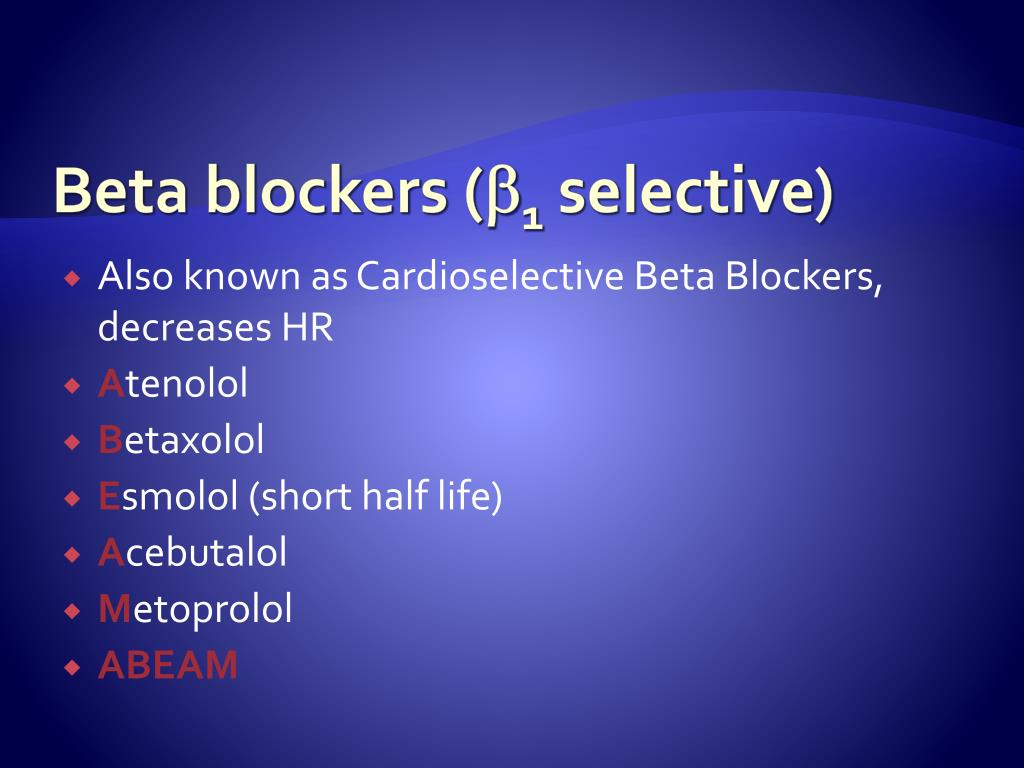 PPT - Adrenergic Blockers PowerPoint Presentation - ID:3028811