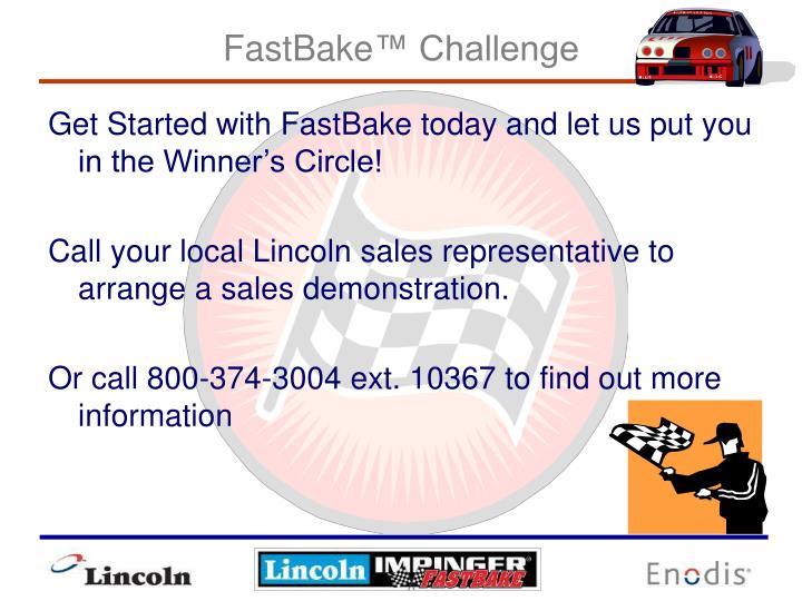 FastBake