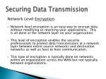 securing data transmission7