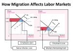 how migration affects labor markets
