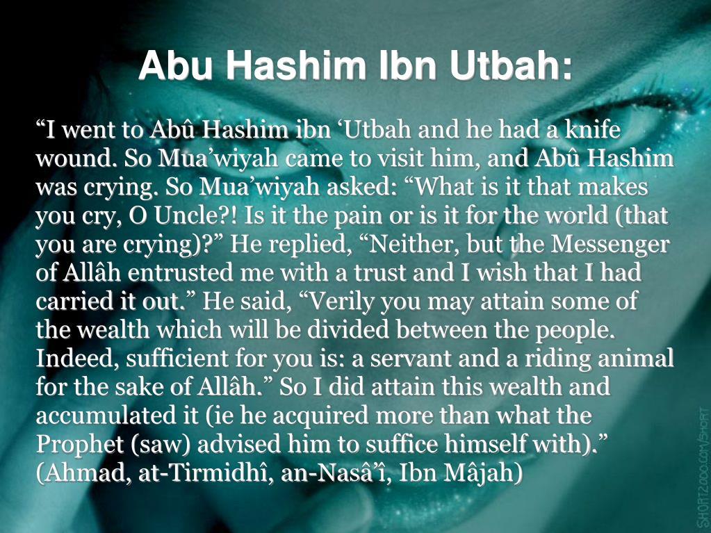 Hashim ibn Utbah