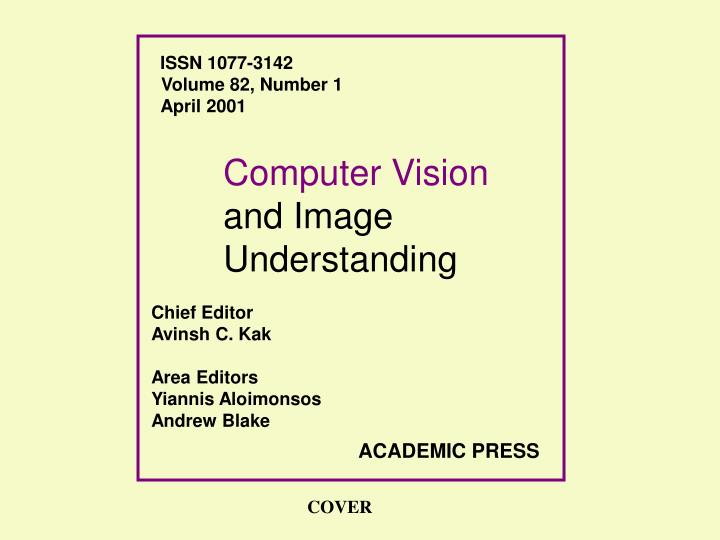 ISSN 1077-3142