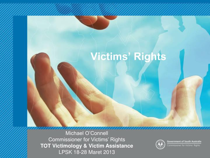victims rights n.