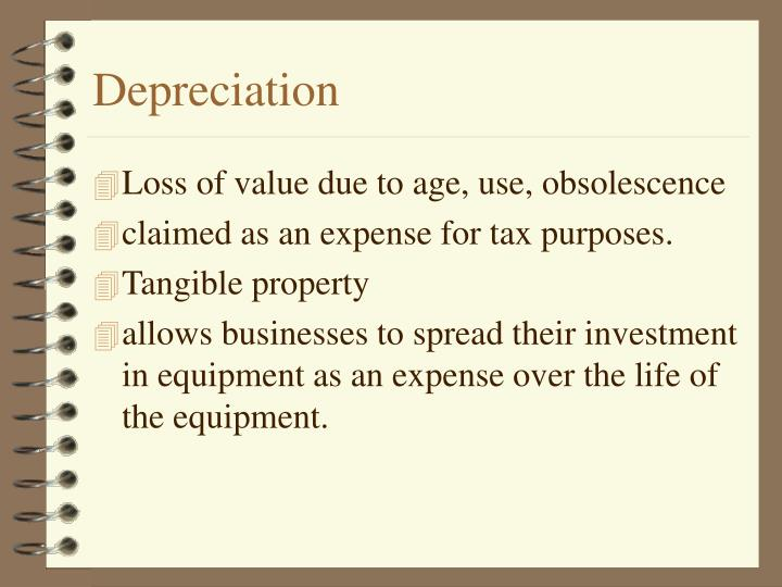 Depreciation1