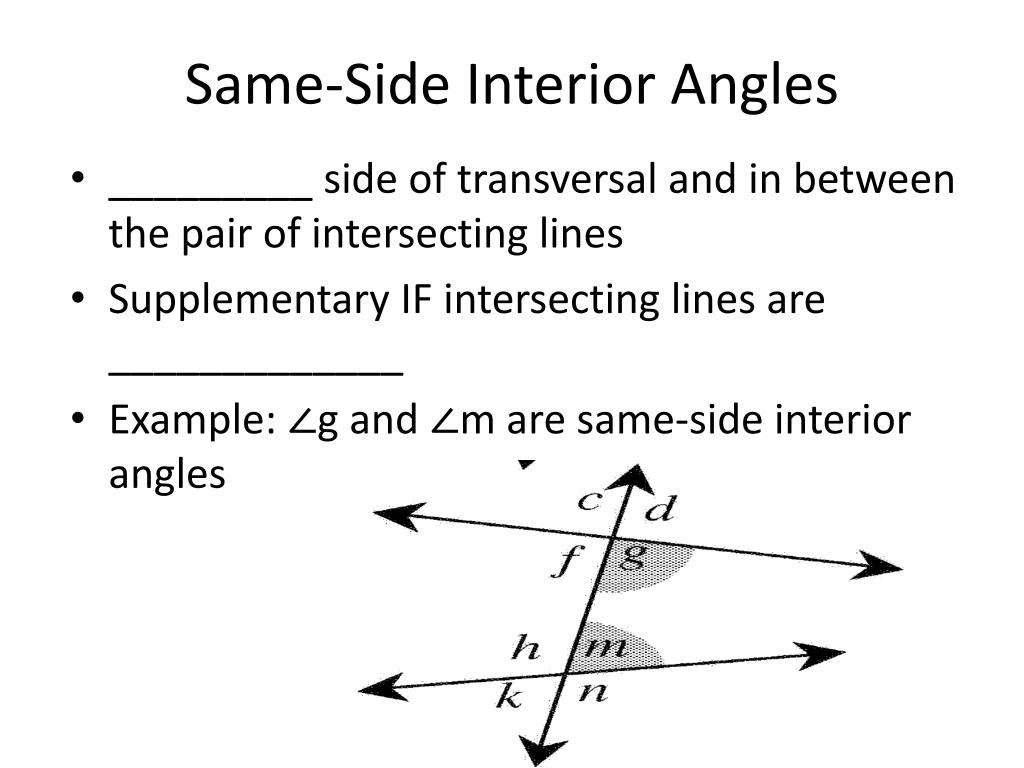 Ppt Angle Relationships Powerpoint Presentation Free