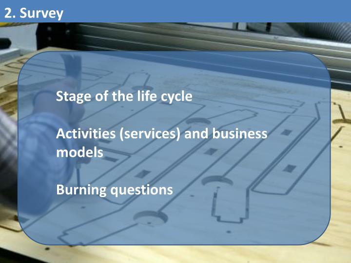 2. Survey