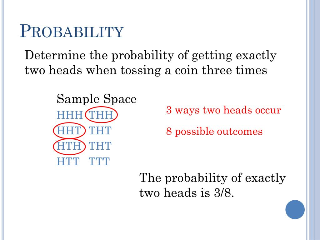 PPT - Probability & Statistics for P-8 Teachers PowerPoint