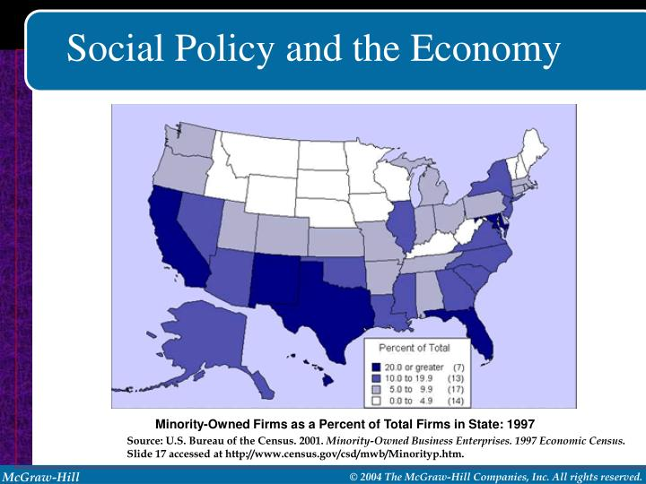 Social Policy and the Economy