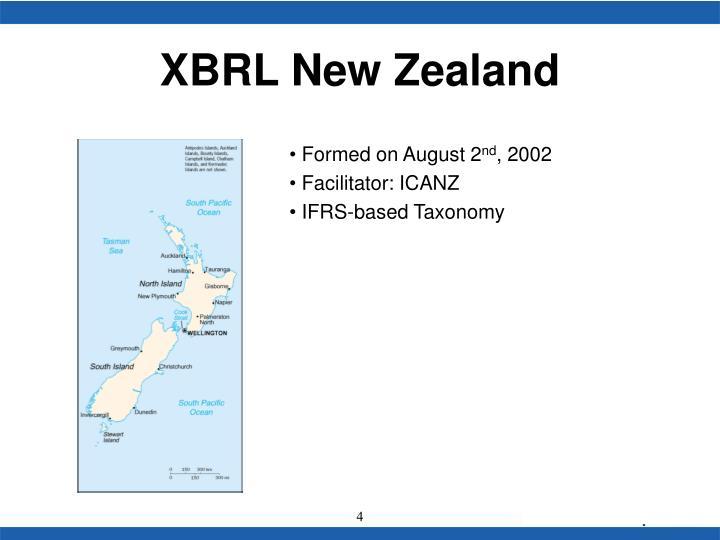 XBRL New Zealand