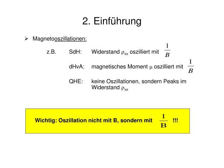 2. Einführung