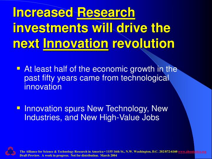 technological innovations of the past 50 The top 25 innovations of the last 25 years of the 2,500 best of what's new winners we've anointed since 1988, these are the innovations that have made the.