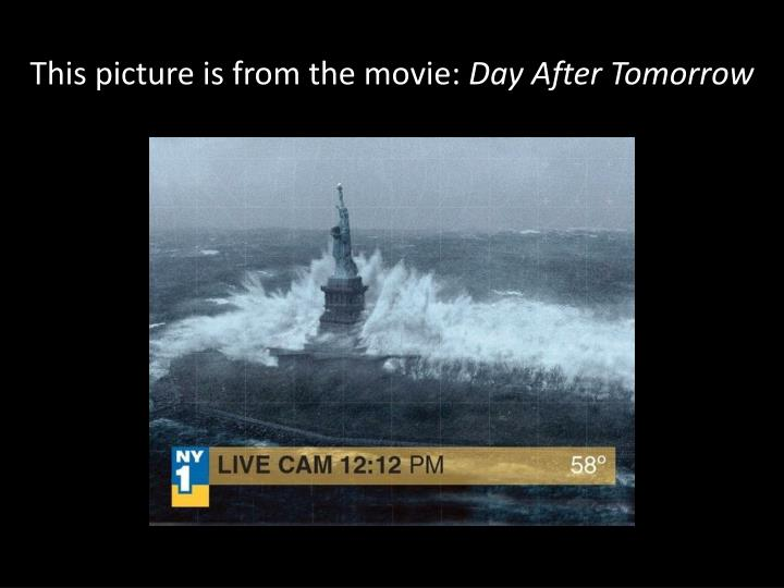 This picture is from the movie: