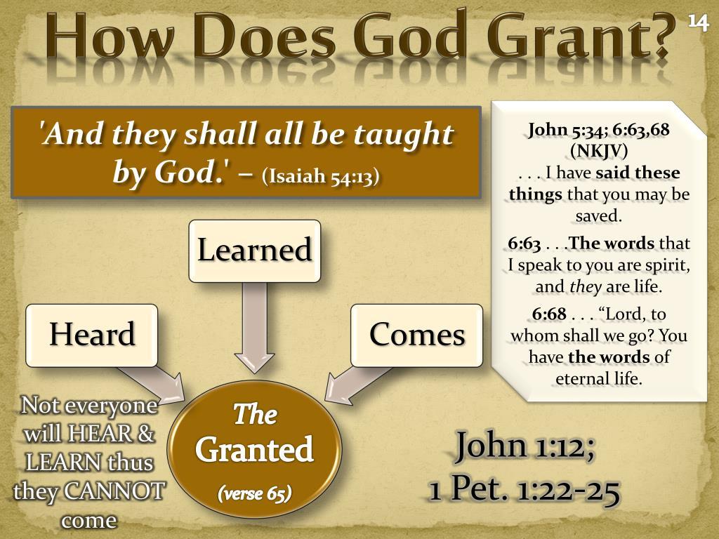 PPT - A Study of John 6:1-71 PowerPoint Presentation - ID