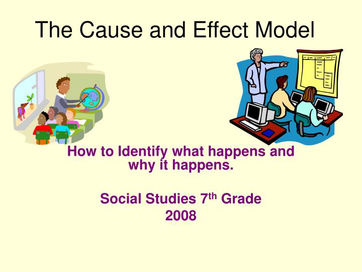 cause and effect on fitness Upon successfully completing this tutorial students will be able to recognize the cause and effect pattern and write a well-planned cause and effect paragraph or essay this tutorial will help students learn to recognize the cause and effect pattern and write a well-planned cause and effect paragraph or essay.