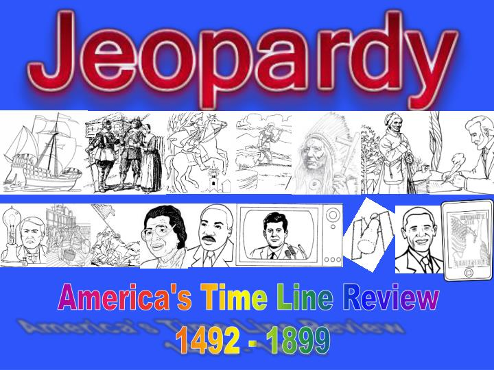 America's Time Line Review
