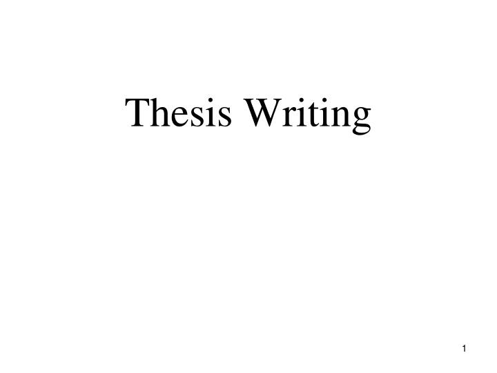 thesis writing upm Our thesis writing services expand and develop the horizon of any ordinary thesis writing and cover all citation style (apa, mla, oxford and harvard) not only will you get your thesis assignment in the.