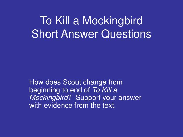 a literary analysis of scout in to kill a mockingbird Need help with chapter 1 in harper lee's to kill a mockingbird check out our revolutionary side-by-side summary and analysis litcharts assigns a color and icon to each theme in to kill a mockingbird definitions and examples of 301 literary terms and devices instant pdf downloads.