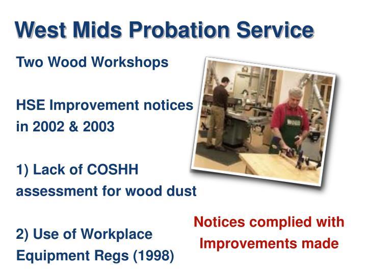 West Mids Probation Service