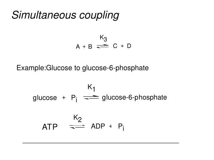 Simultaneous coupling