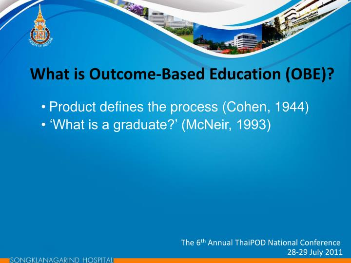 What is Outcome-Based Education (OBE)?
