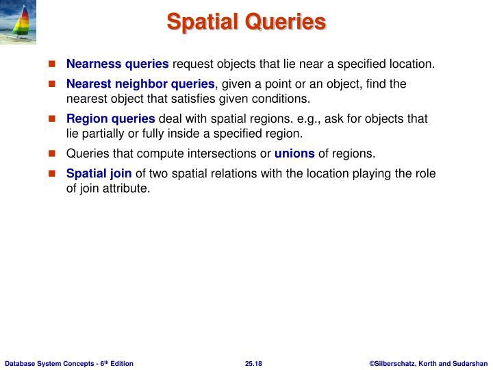 Nearness queries