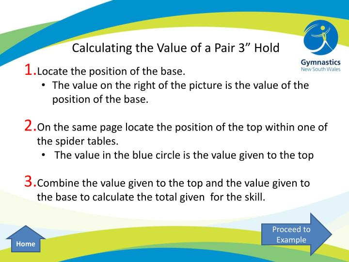 """Calculating the Value of a Pair 3"""" Hold"""