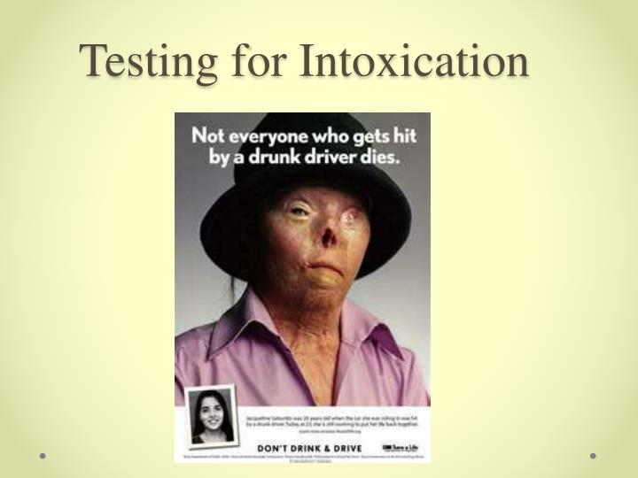 an introduction to the issue of drunk drivers