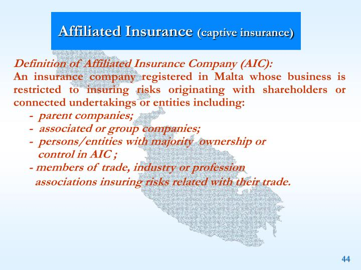 Affiliated Insurance