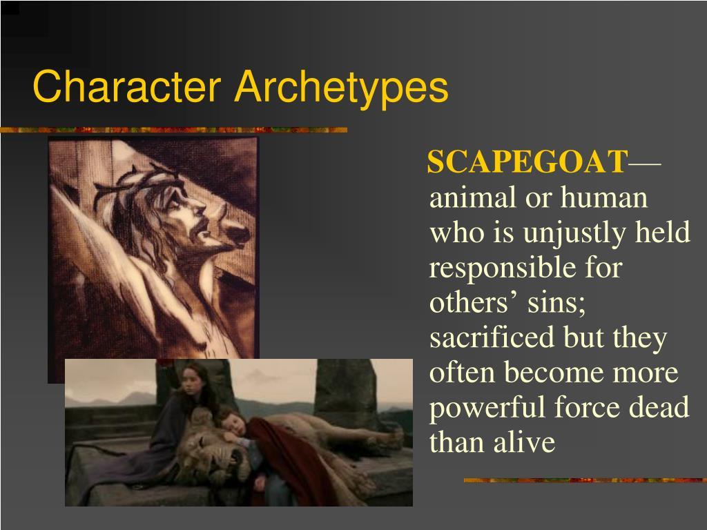 PPT - Archetypes PowerPoint Presentation - ID:3039225