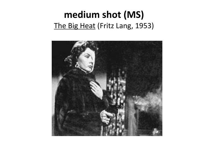 medium shot (MS)