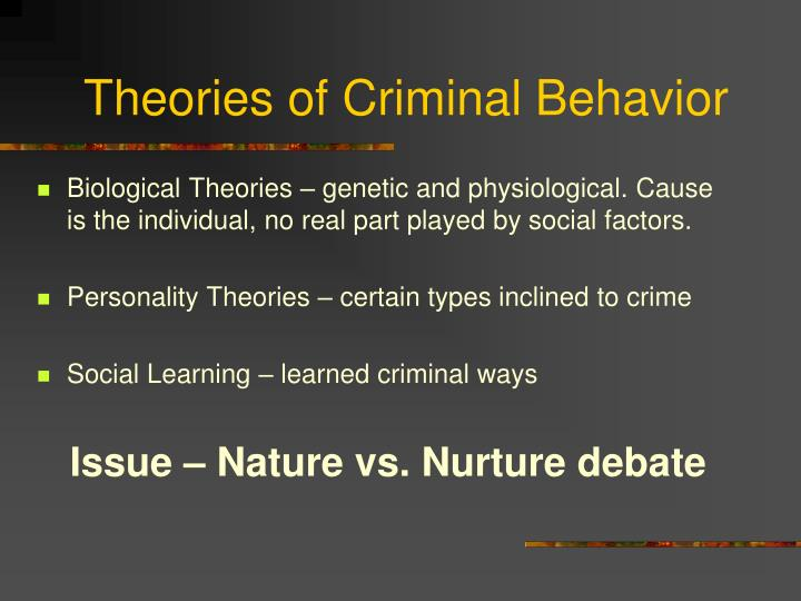 biological positivism theory of crime Positivism describes an approach to the study of society that specifically utilizes scientific evidence, like experiments, statistics and qualitative results, to reveal a truth about the way society operates and functions.