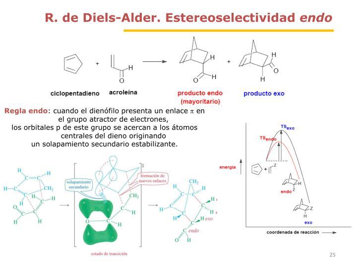 R. de Diels-Alder.