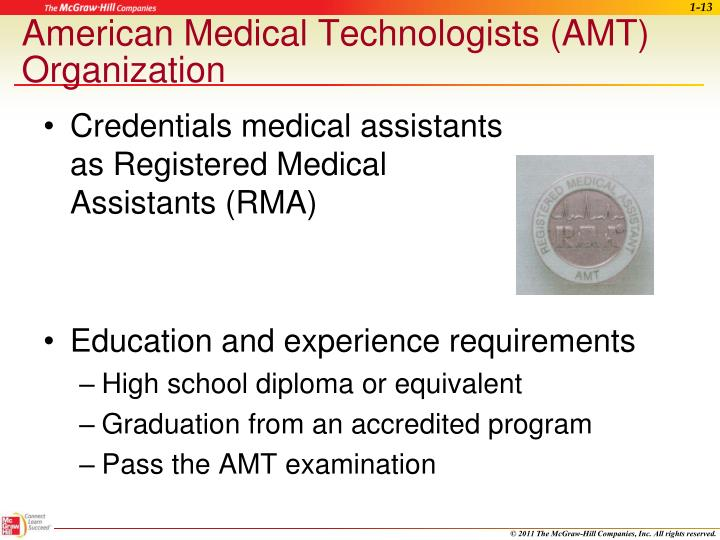 PPT - The Profession of Medical Assisting PowerPoint Presentation ...