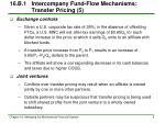 16 b 1 intercompany fund flow mechanisms transfer pricing 5