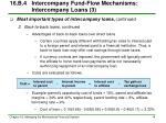 16 b 4 intercompany fund flow mechanisms intercompany loans 3