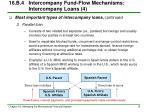 16 b 4 intercompany fund flow mechanisms intercompany loans 4
