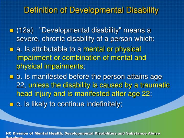 learning disability definitions Definitions representatives of organizations committed to the education and welfare of individuals with learning disabilities are known as national joint committee on learning disabilities (njcld) the njcld used the term 'learning disability' to indicate a discrepancy between a child's apparent capacity to learn and his or her level of achievement.
