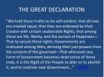 the great declaration4