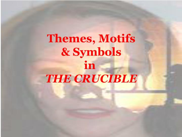 intolerance from the crucible essay
