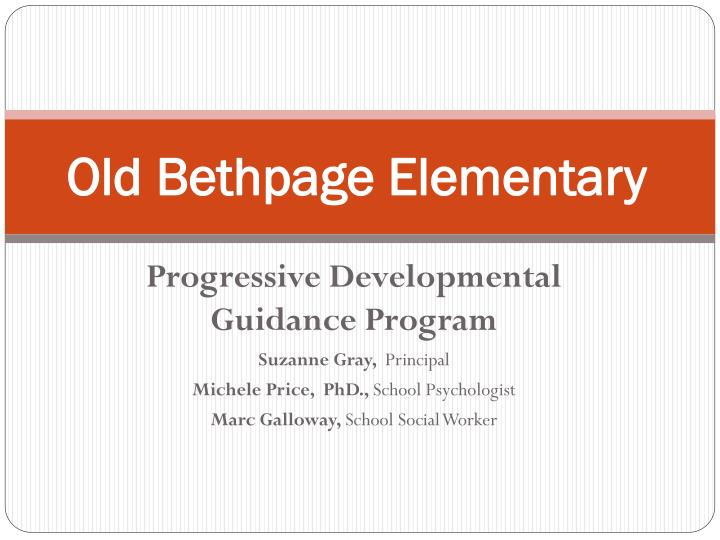 factors in the development of a guidance program The curriculum for our online master in school counseling program emphasizes assessment, intervention, and individual and group counseling gain knowledge of classroom guidance, consultation, and advocacy of systemic change in schools.