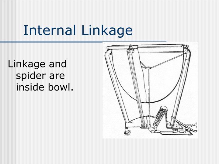Internal Linkage