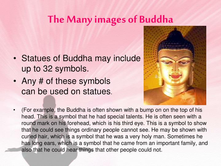 The Many images of Buddha