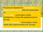 systemy ekspertowe1