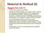 material method 2