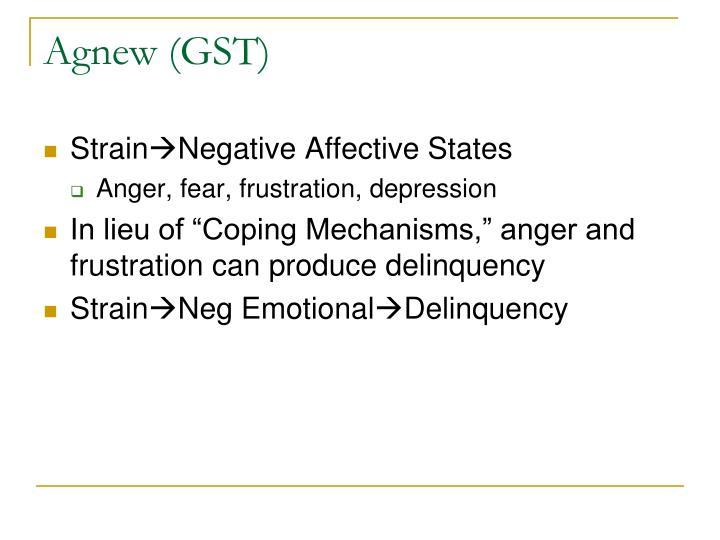 Agnew (GST)
