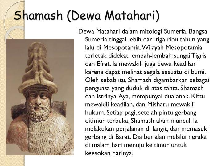 Shamash (