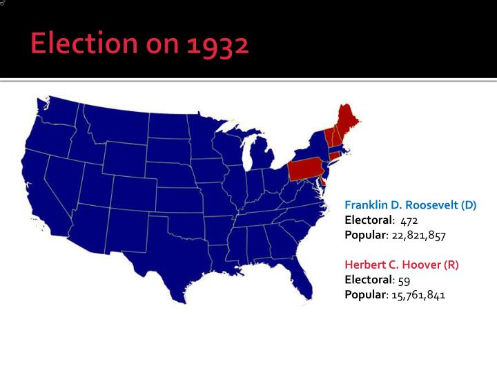 Election on 1932