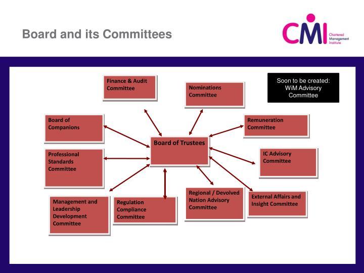 Finance & Audit Committee